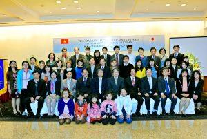 2015年「徳島大学卒業留学生同窓会(ベトナム)」